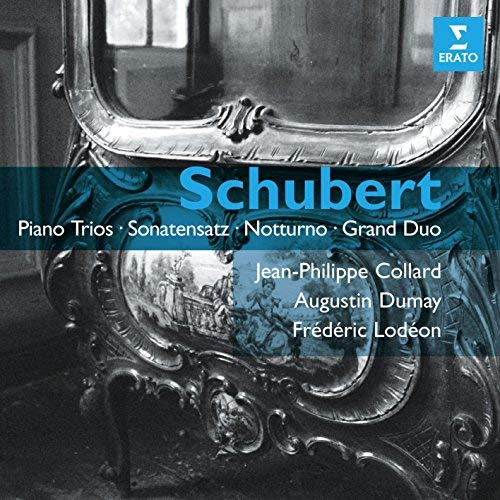 Jean-Philippe Collard, Schubert, Piano Trios